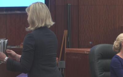 Presentan los argumentos finales en el caso de la mujer acusada de asesi...