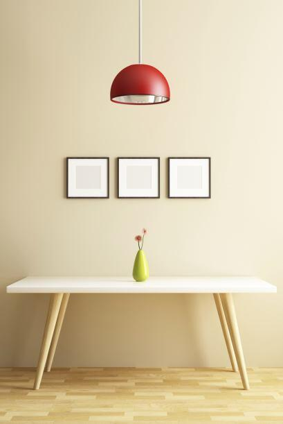 Detalles poderosos. A veces, un adorno, mueble o detalle en un color est...
