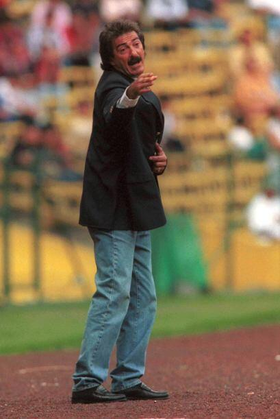 Verano 2001: Atlas 3-3 Monterrey