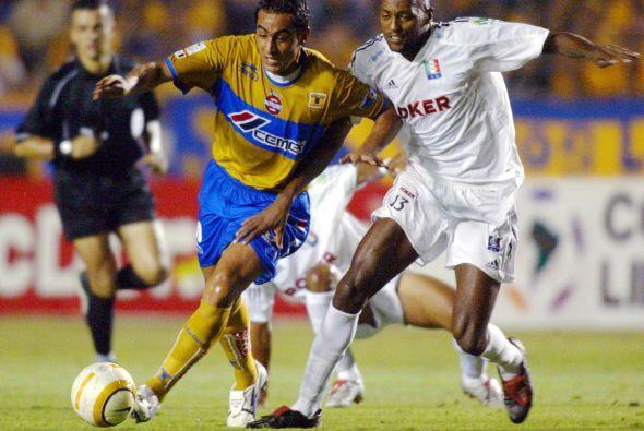 Tras finalizar primeros en su grupo los Tigres se enfrentarían al Once C...