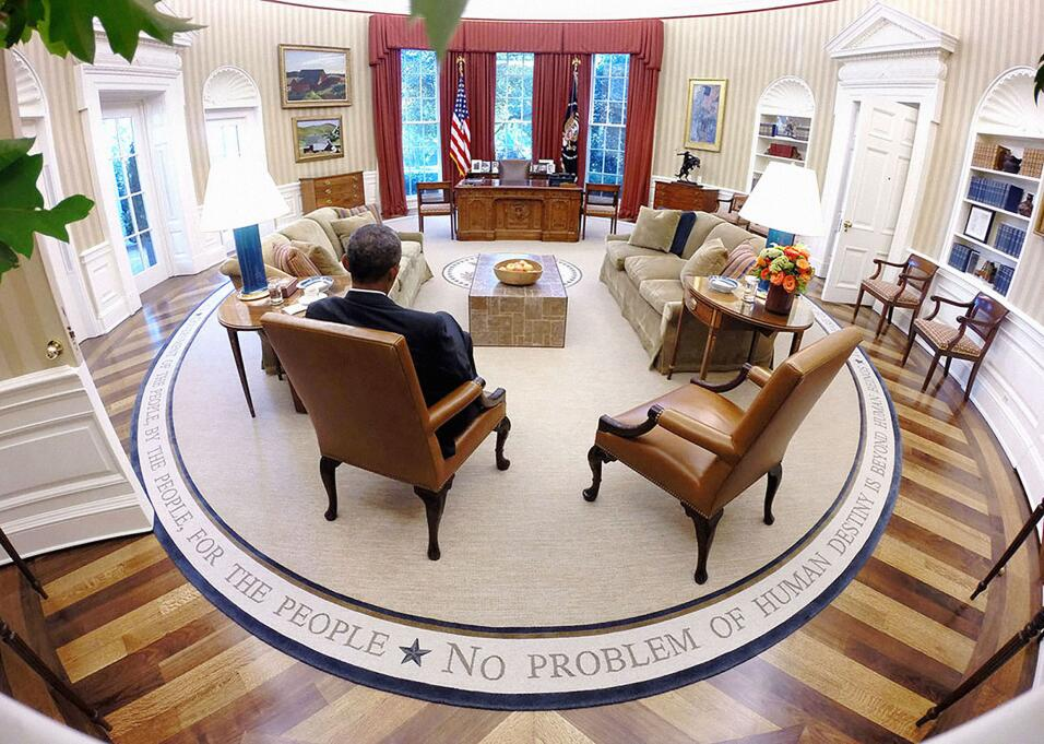 Oval Office 2014
