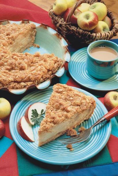 Fácil Tarta de Natilla y Manzana Prepara esta tarta en un santiamén. Un...