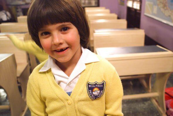 Diego es uno de los mejores alumnos de la clase, y es tan noble que pued...