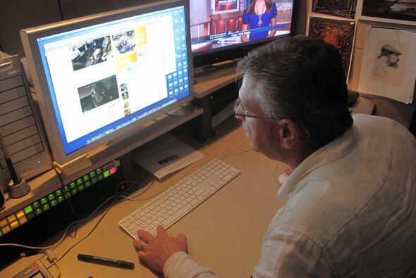 Armando Dominguez se tomó el trabajo de escuchar los testimonios de los...
