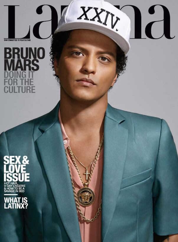 Bruno Mars vuelve a hablar sobre sus raíces latinas bruno mars latina co...