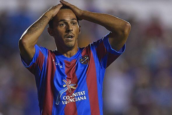 Incredulidad del Levante que perdió un partido que tenía ganado.