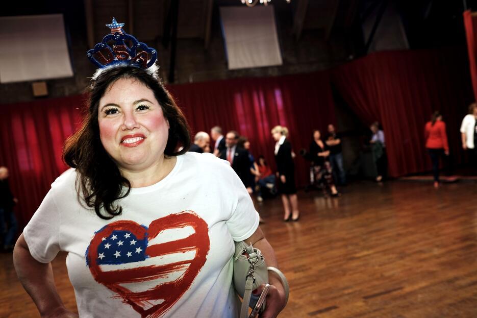 En fotos: la parafernalia electoral más creativa de la campaña unipoliti...
