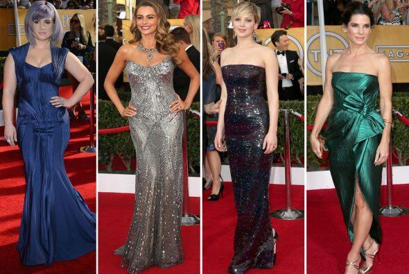 El 'glamour' y elegancia fueron protagonistas de esta espectacular alfom...