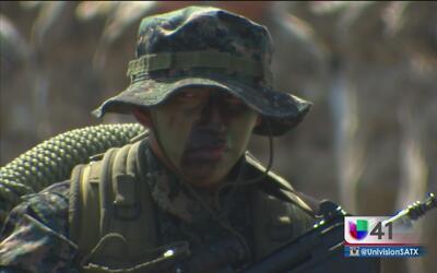 Inicia Fuerzas Comando, competencia de soldados de elite