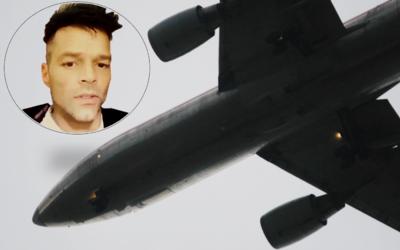 Ricky Martin se queja de abusos en las aerolíneas que van a Puerto Rico...