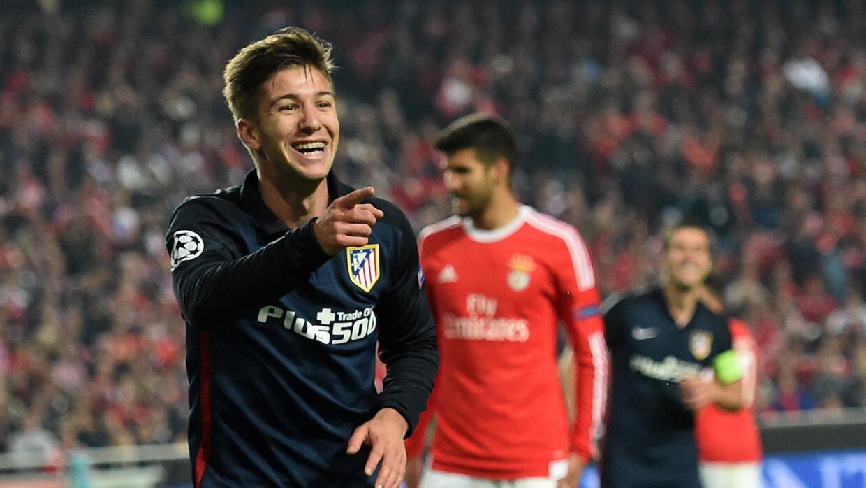 Atlético ganó al Benfica