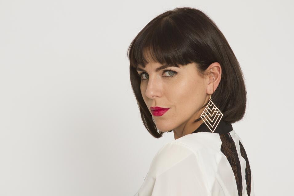 María Fernanda Yepes en La Piloto.
