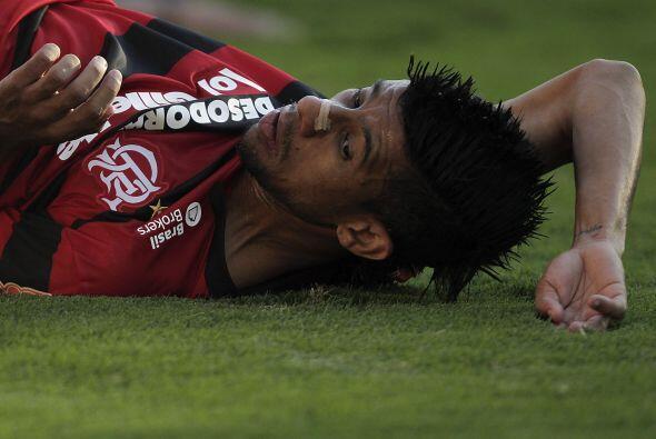 Pero no fue el único, en el Flamengo también cobraron como se puede apre...