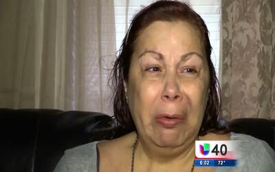 Una madre de familia exige justicia tras ser atacada en una pelea en Gre...