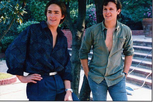 Alberto Mayagoitia apareció en muchas telenovelas exitosas de los '80, c...