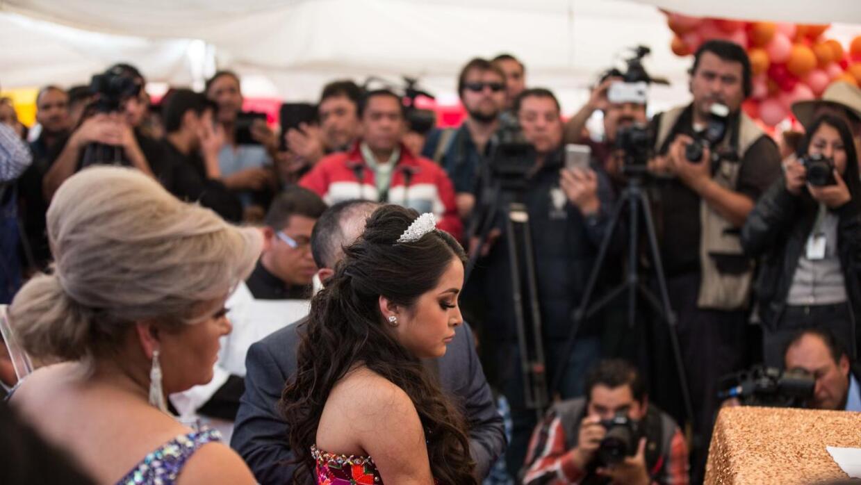 Rubi S Quincea 241 Era Mexico Gets A Viral Lesson Univision
