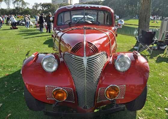 El Chevrolet Master 85 1939 de Juan Manuel Fangio
