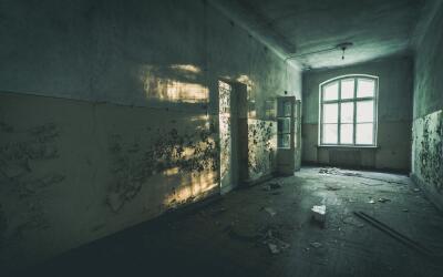 Fantasma en escuela