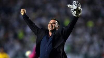 Finalmente Antonio Mohamed regresó al club en el cual siempre quiere est...