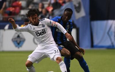 Montréal Impact y Vancouver Whitecaps definirán una de las...