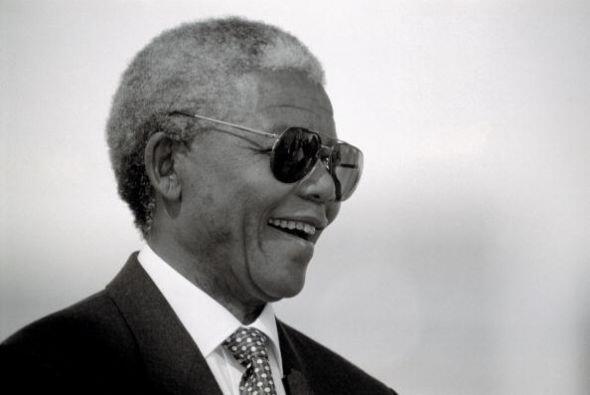 La rebelión del joven Mandela empezó muy pronto, primero c...