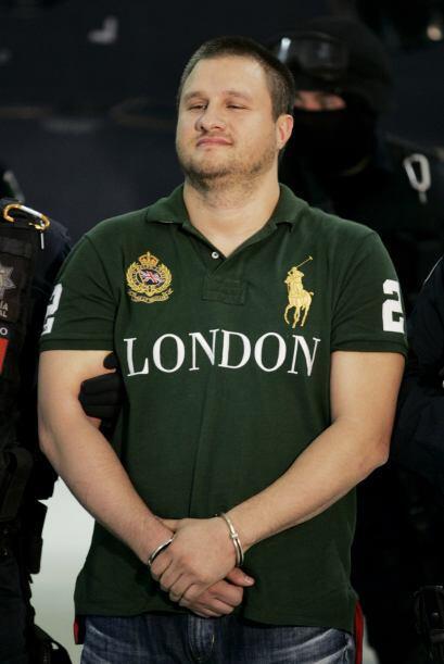- 30 de agosto de 2010: La policía federal captura a Edgar Valdez 'La Ba...