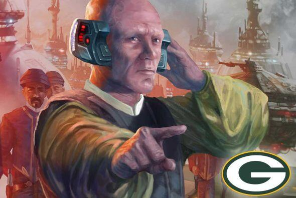 Pick 30. Green Bay Packers -- Lobot.
