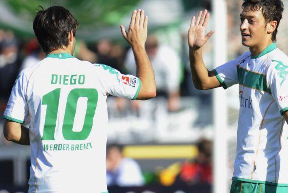 Ahí se le conoció como el 'Nuevo Diego', en referencia al brasileño Dieg...