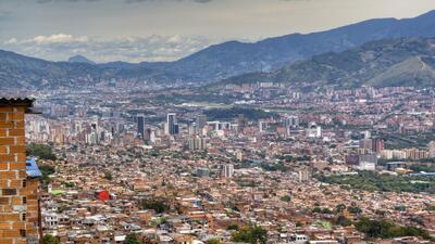 Medellín es la segunda ciudad más grande, pero la m&aacute...