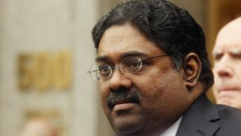 Raj Rajaratnam, de 54 años, fue condenado a 11 años de prisión.