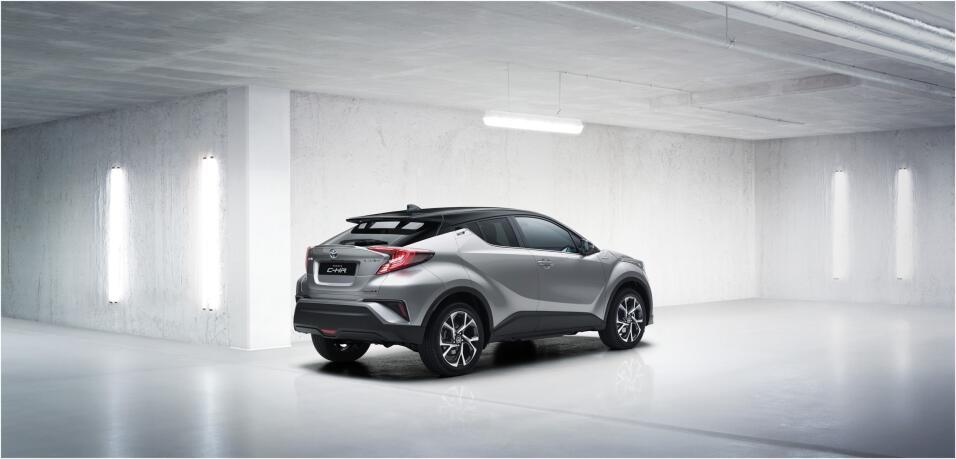 Imágenes Toyota C-HR