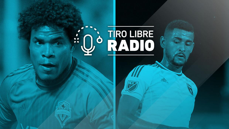 Tiro Libre podcast con Román Torres y Aníbal Godoy
