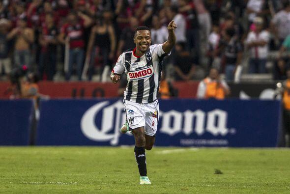 En Monterrey el regreso de Dorlan Pabón fue fundamental para que...