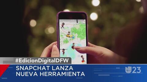 Tendencias en la red: Snapchat lanza 'Snap Map'