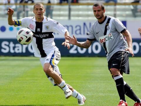 Parma venció a Juventus en la jornada 37 del fútbol de It...
