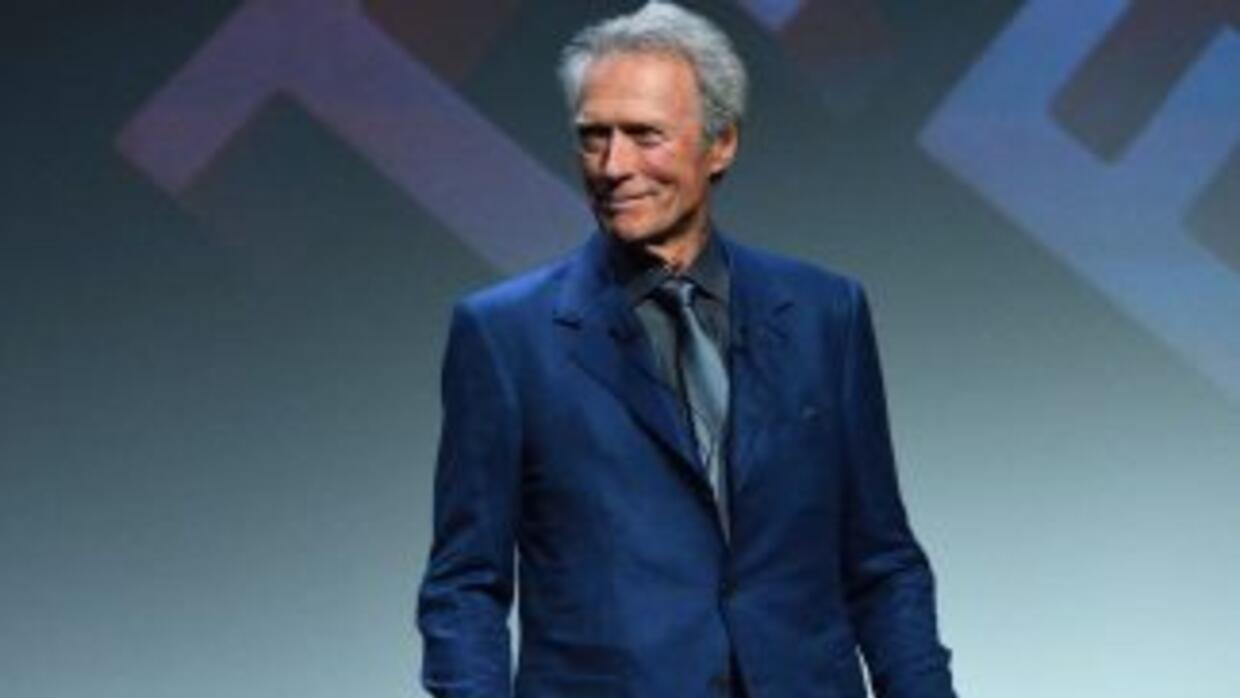 El actor y director Clint Eastwood.