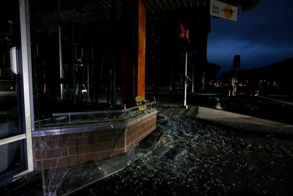 Sismo de 6.0 de magnitud se reportó esta madrugada en el Valle de Napa....