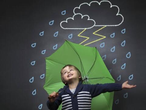 Si la lluvia no permite que tus pequeños salgan a jugar ¡no...