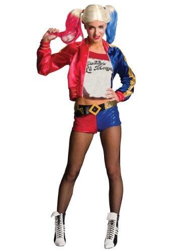Harley Quinn, personaje de la película Suicide Squad.