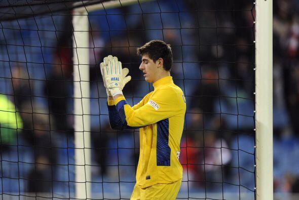 El 'Atleti' se sentía más tranquilo cuando Adrián marcó el segundo tanto.
