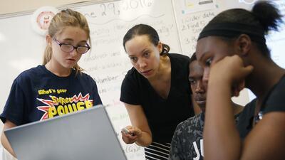 Estudiar enseñando: el método alternativo donde los estudiantes aprenden a un nivel más profundo creando proyectos y presentándolos