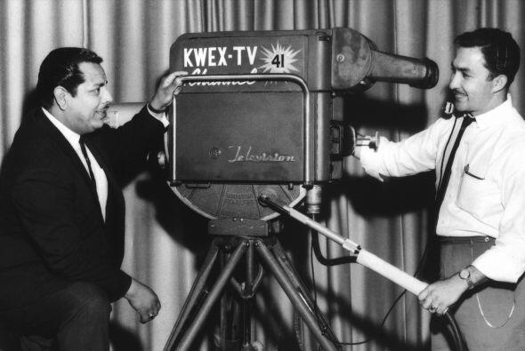 Para 1986 cuando SIN fue renombrada como Univision, y fue en ese año que...
