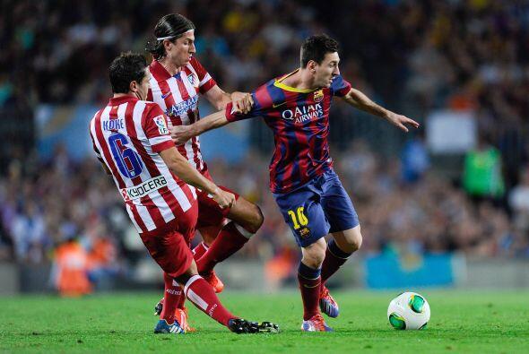 Pero Lionel Messi tampoco salió en su día, más por la presión incesante...