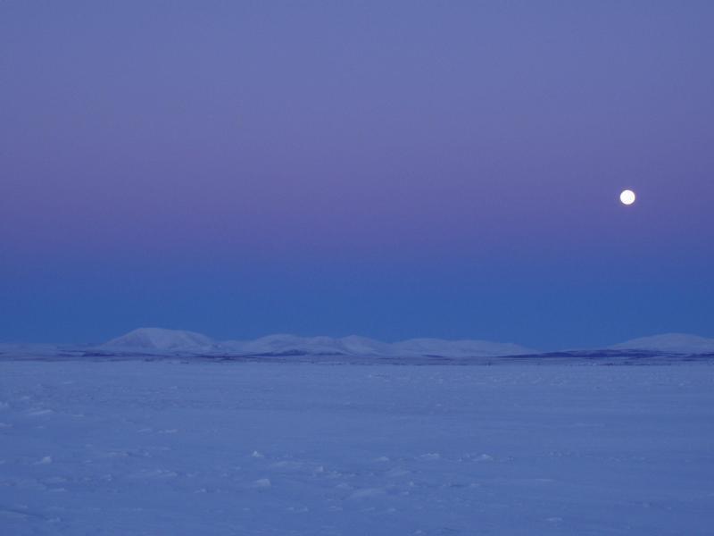 Así se ve el invierno en los parques nacionales de Estados Unidos CAPE K...