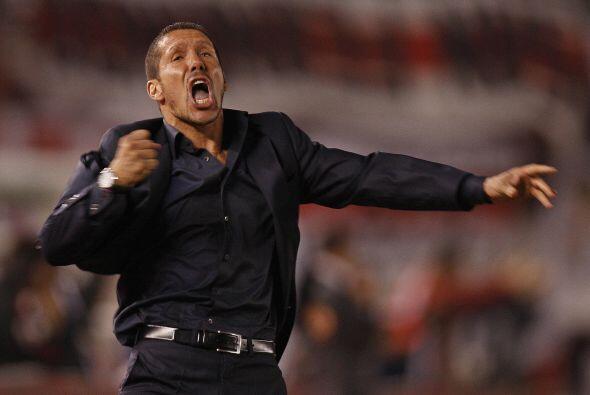 A pesar de los títulos con los que ya cuenta, Diego Pablo Simeone es uno...