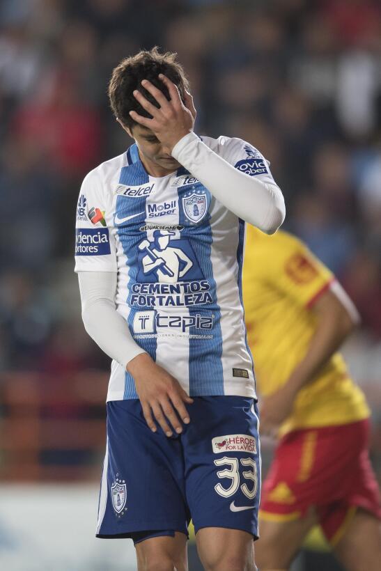 Pachuca y Morelia empatan con pocas emociones John Stefan Medina de Pach...