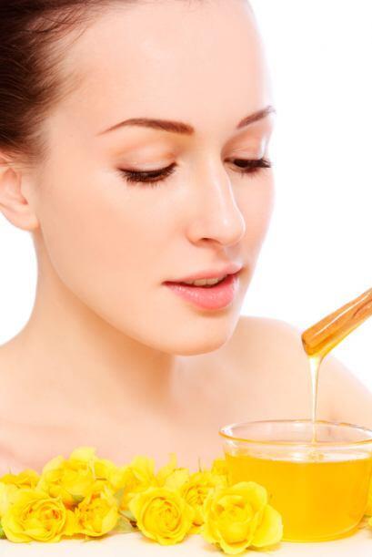 Mascarilla de leche y miel  Esta mascarilla ayuda a limpiar porfundamen...