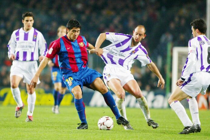 El menospreciado Valdés: Van Gaal lo debutó y Van Gaal lo retiró GettyIm...