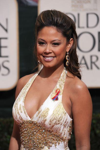 Vanessa Minnillo es una hermosa conductora de televisión, actriz y model...