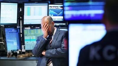 Bolsa de Nueva York llega a su nivel más bajo en lo que va del 2018